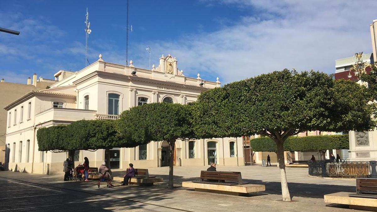 Ayuntamiento de Alfafar.
