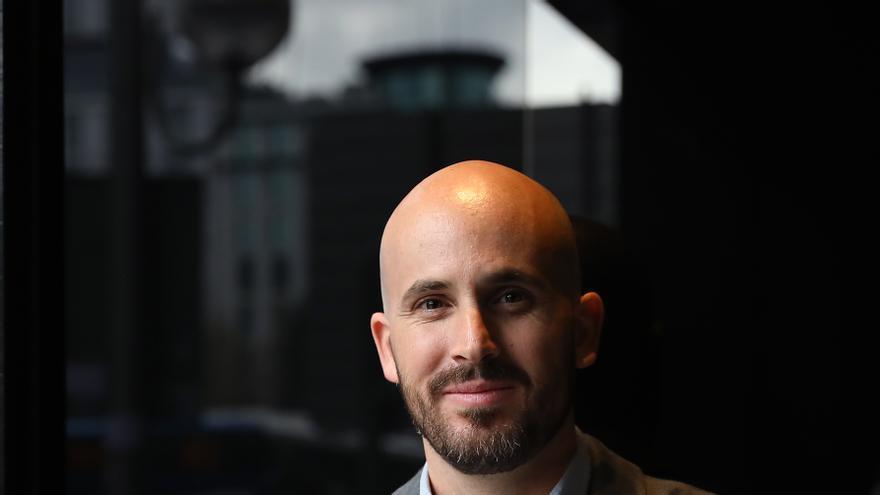 El secretario de Economía de Podemos, Nacho Álvarez