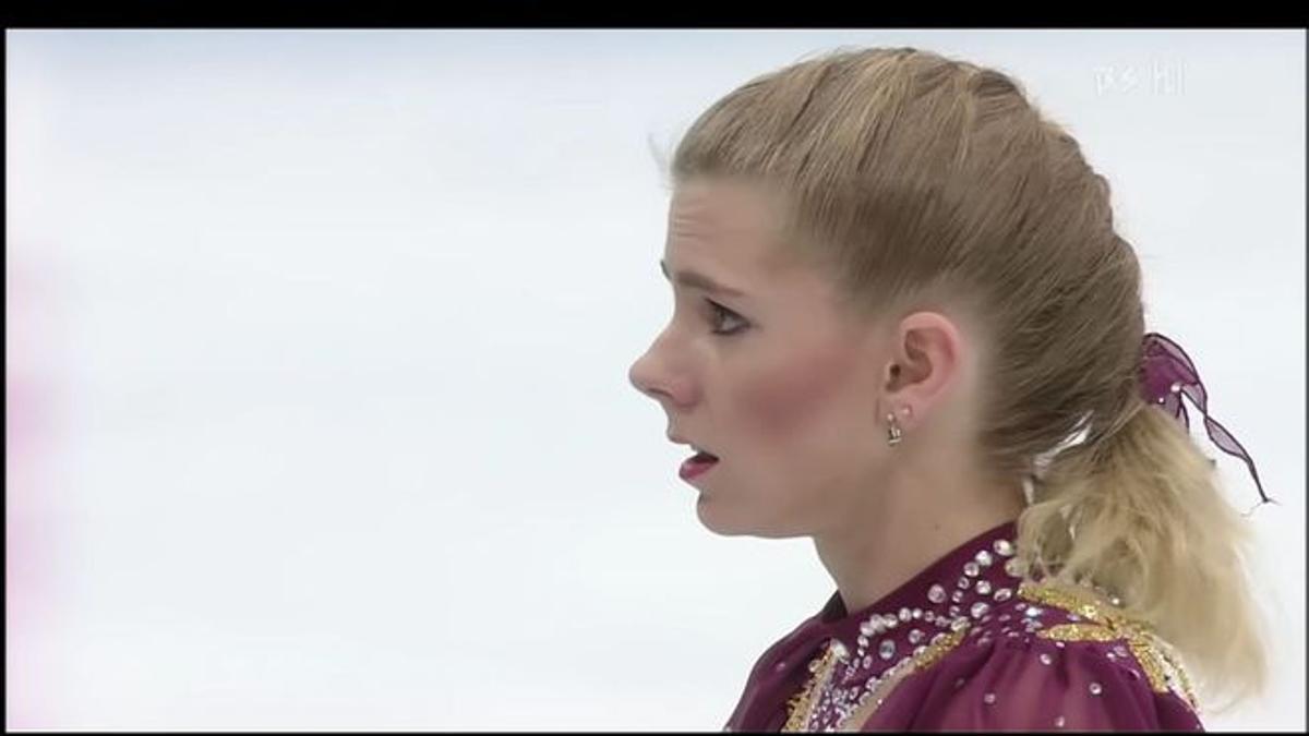 Tonya Harding, la talentosa patinadora estadounidense que tuvo que renunciar después de un escándalo