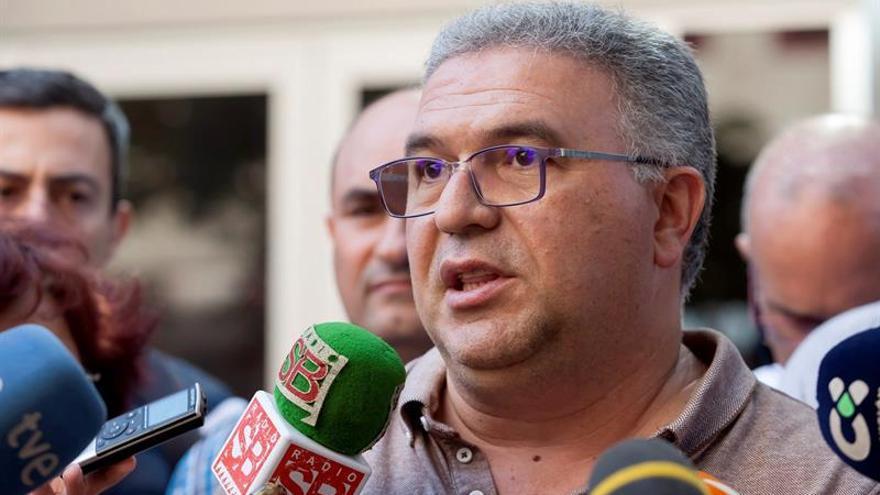José Ramón Barroso, de CCOO
