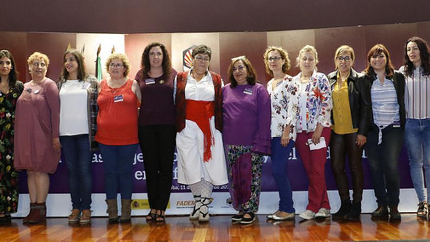 Día Internacional de las Mujeres Rurales en Córdoba.