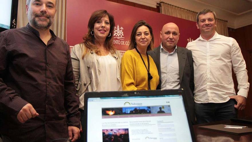 Presentación del proyecto Volvemos a Córdoba | RAFA MELLADO