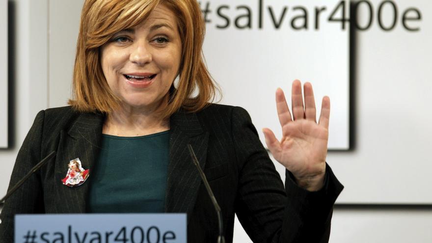 """Elena Valenciano pide al PP """"buscar alianzas"""" en lugar de """"perseguir culpas"""""""