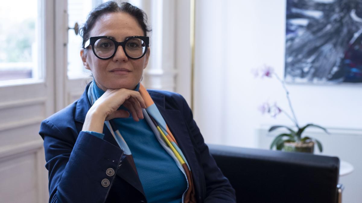 Cecilia Todesca, vicejefa de Gabinete