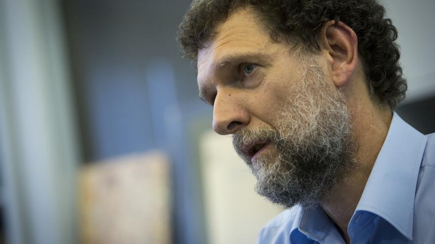 El activista, Osman Kavala / KEREM UZEL
