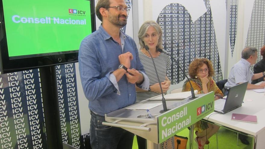 Herrera propone a Coscubiela como candidato de ICV a las catalanas
