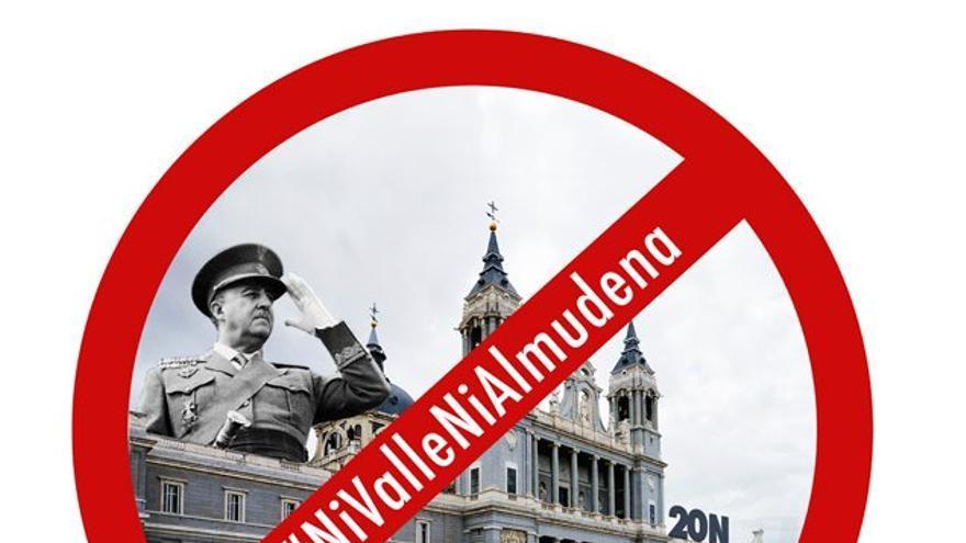 Convocatoria de concentración para este sábado 1 de diciembre de #NiValleNiAlmudena