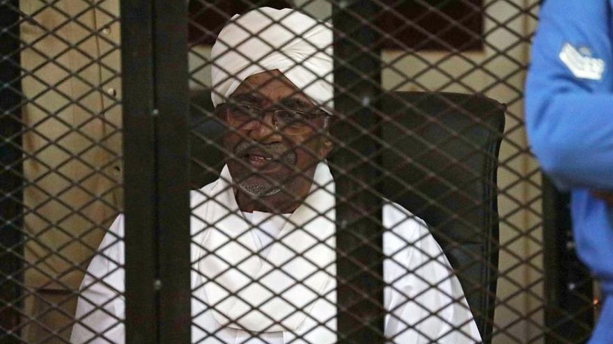 Sudán entregará a Al Bashir a la Corte Penal Internacional