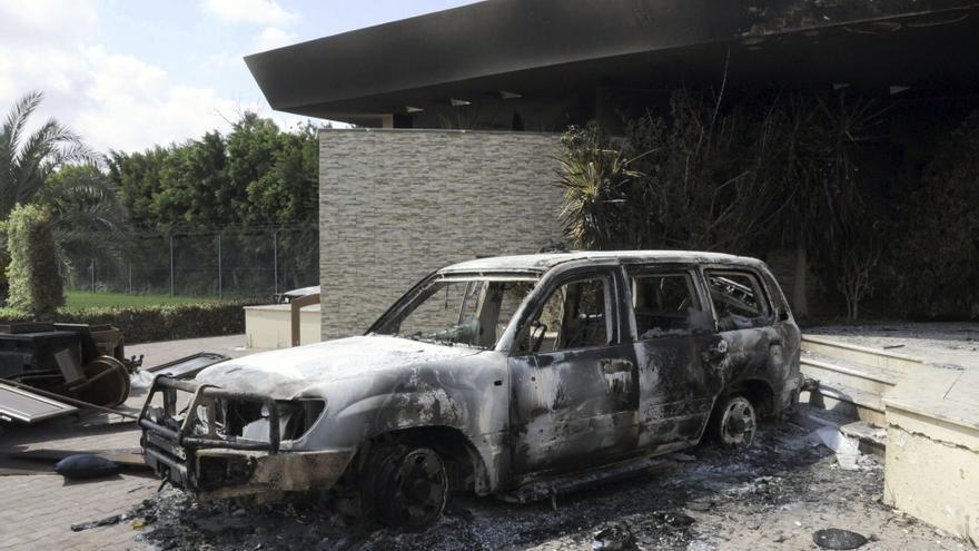 """Alto mando de EE.UU. califica el ataque de Bengasi de """"atentado terrorista"""""""
