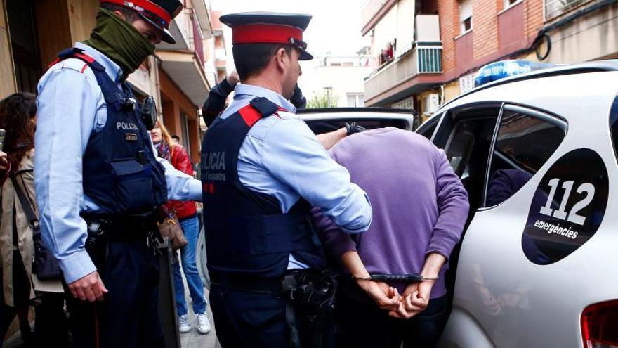 Los Mossos hallan un cadáver y tratan de averiguar si es Janet Jumillas