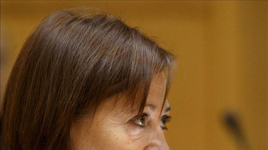 El Senado rechaza una moción de CiU que solicitaba medidas para inversiones en Cataluña