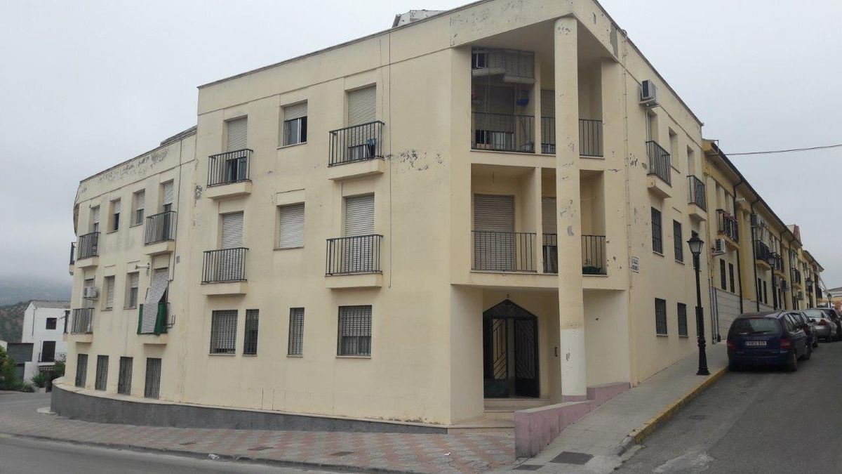 Viviendas de Priego de Córdoba donde se actuará