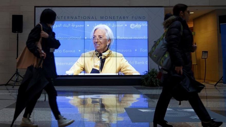 El FMI afirma que los españoles superan en poder adquisitivo a los italianos