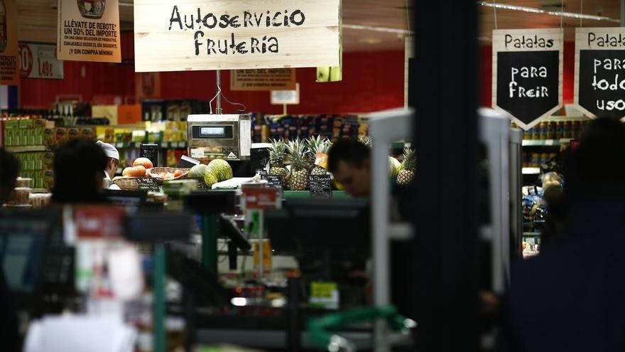 Las ventas del comercio minorista vasco crecen un 1,9% en el primer trimestre y el empleo del sector un 1%