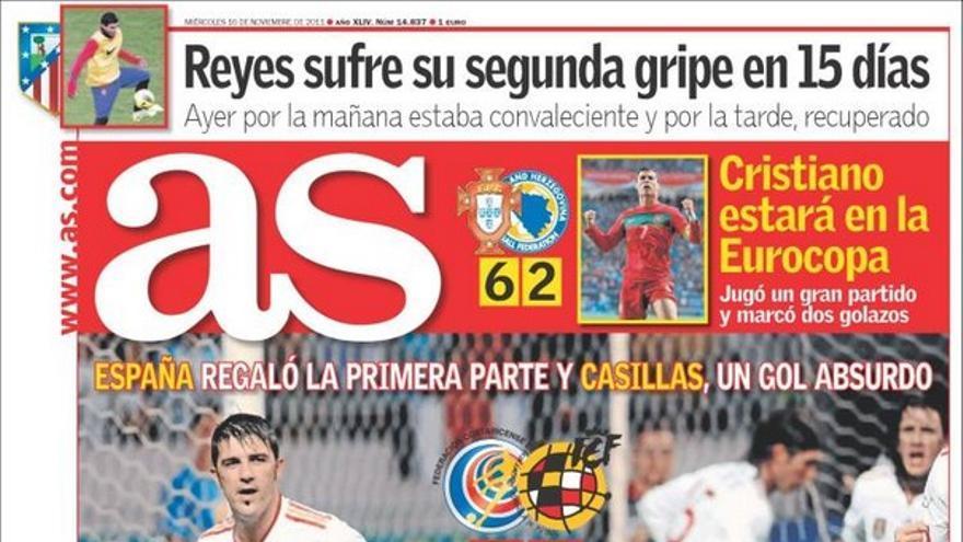 De las portadas del día (16/11/2011) #15