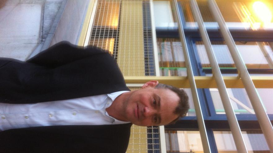 Harm Schepel, profesor de Derecho Económico de la Universidad de Kent.