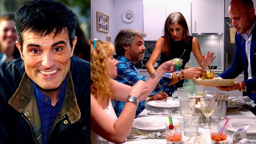 """Larrodera explica por qué """"no hay dos programas iguales"""" de Ven a cenar conmigo"""