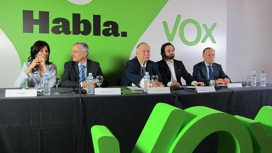 El partido de Ortega Lara propone acabar con el modelo autonómico, regenerar la democracia y firmeza contra ETA