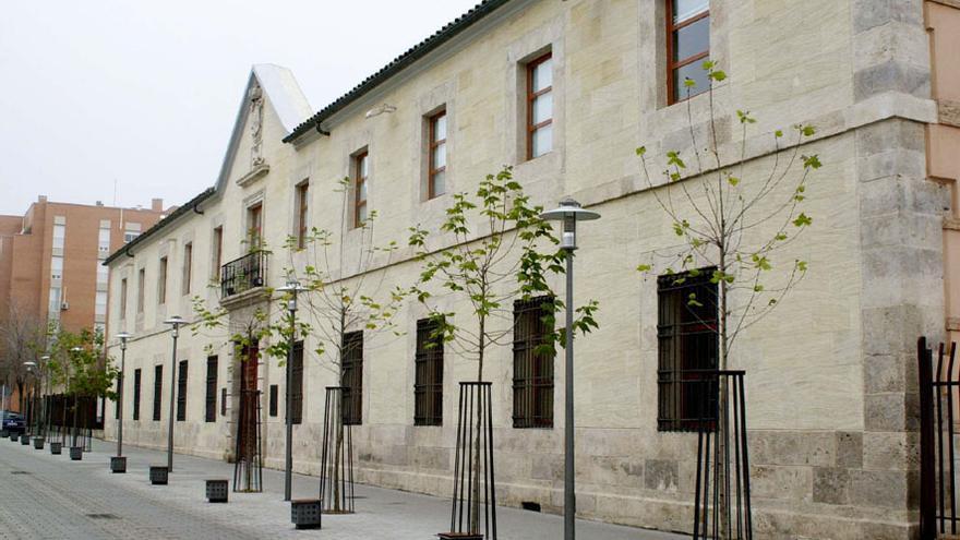 Rectorado de la Universidad regional / Foto: UCLM