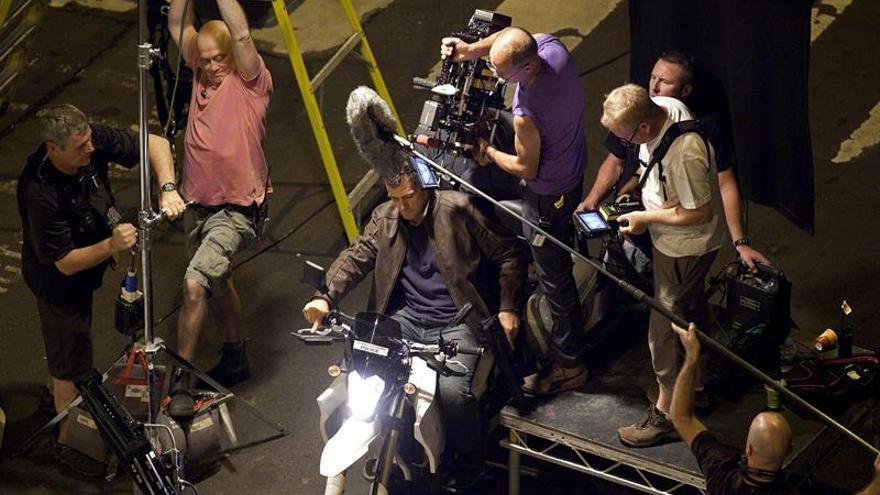 Equipo de rodaje de 'Bourne 5' / Ramón de la Rocha, Efe