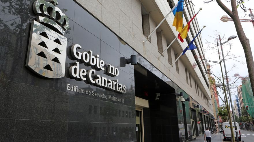 Edificio de Servicios Múltiples III del Gobierno de Canarias