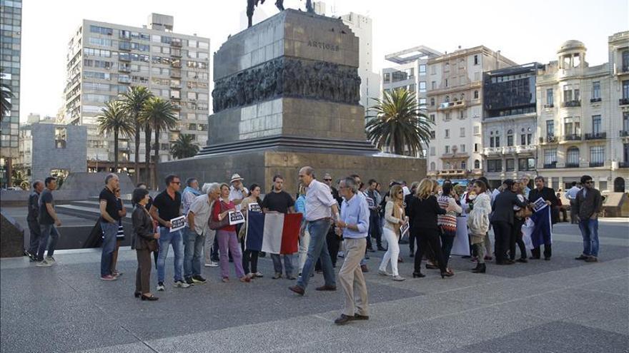 El turismo acusa el golpe de unos atentados contra el modo de vida francés