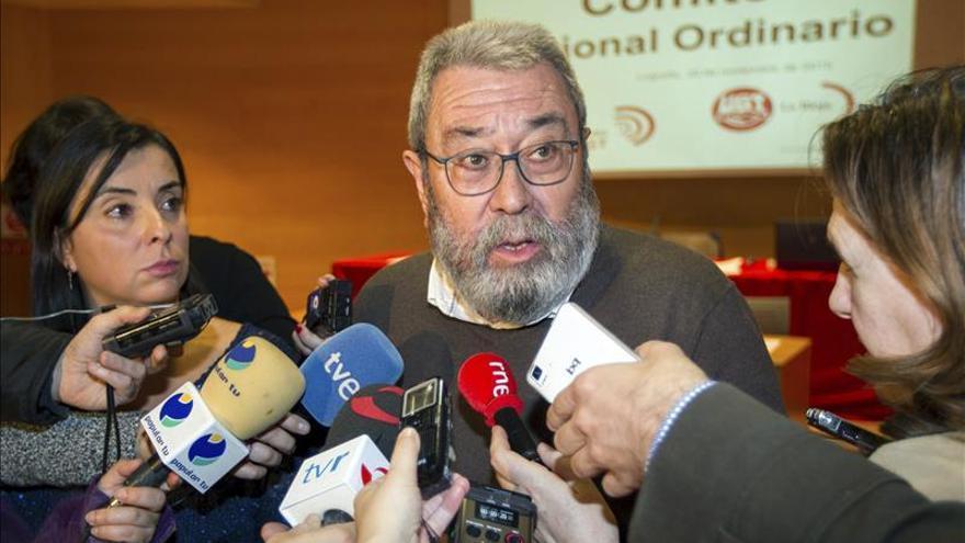 Dos sindicalistas veteranos en UGT se perfilan como sucesores de Méndez