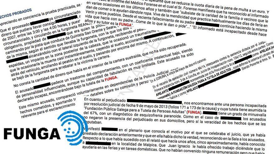 La Xunta suma sentencias que reflejan su incapacidad para atender bien a todos sus tutelados
