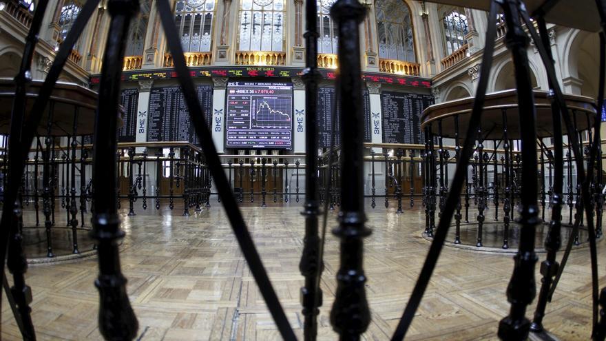 El IBEX cae el 1,71 por ciento por las dudas sobre la recapitalización de la banca