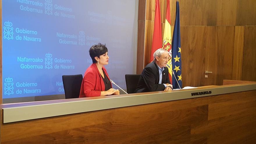 El Gobierno foral incrementa la deducción por hijo en el IRPF y declara exentas donaciones directas hasta 250.000 euros