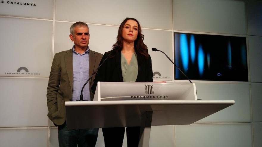 Arrimadas (C's) niega que las condiciones del FLA sean un ataque al autogobierno catalán