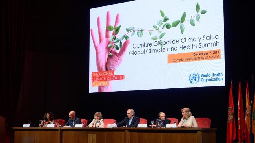 La Cumbre Global pide más fondos climáticos mundiales destinados a la salud