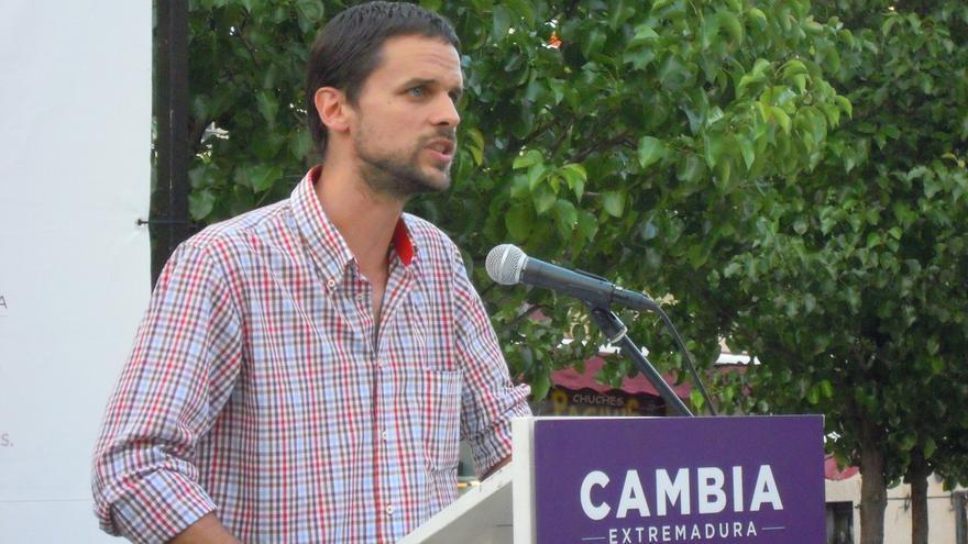 Podemos reúne hoy a todos los Círculos de Extremadura para tratar la votación en la investidura de Vara
