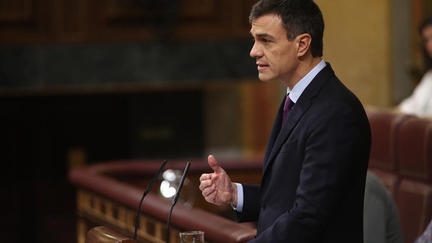 Sánchez comparecerá el 17 de julio en el Congreso para exponer su programa de Gobierno