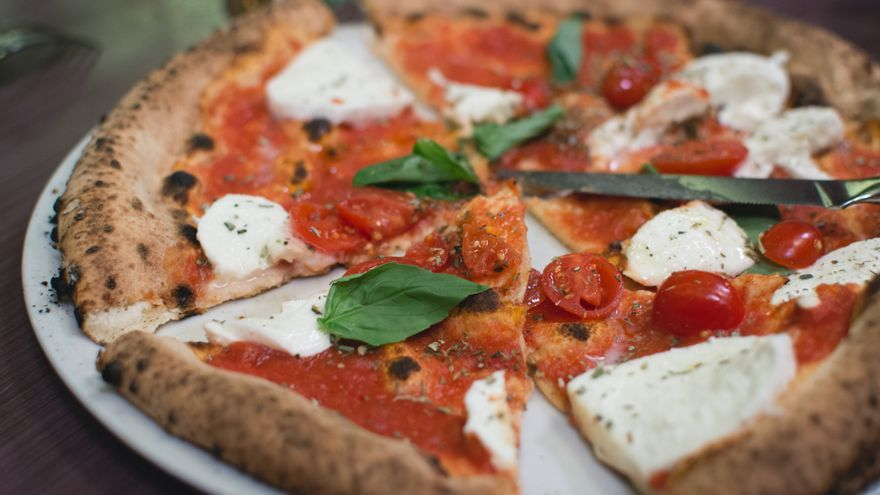 Pizza, / Picjumbo