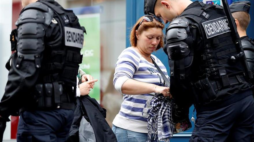 Nueve detenidos en la segunda noche de disturbios en el norte de la región de París