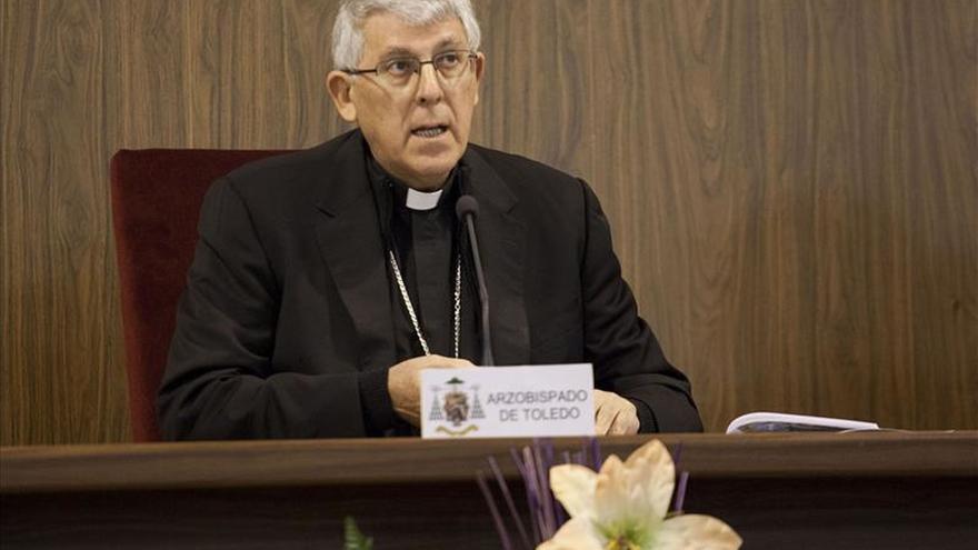 """El arzobispo de Toledo condena la violencia machista, pero aboga por """"algo más"""""""