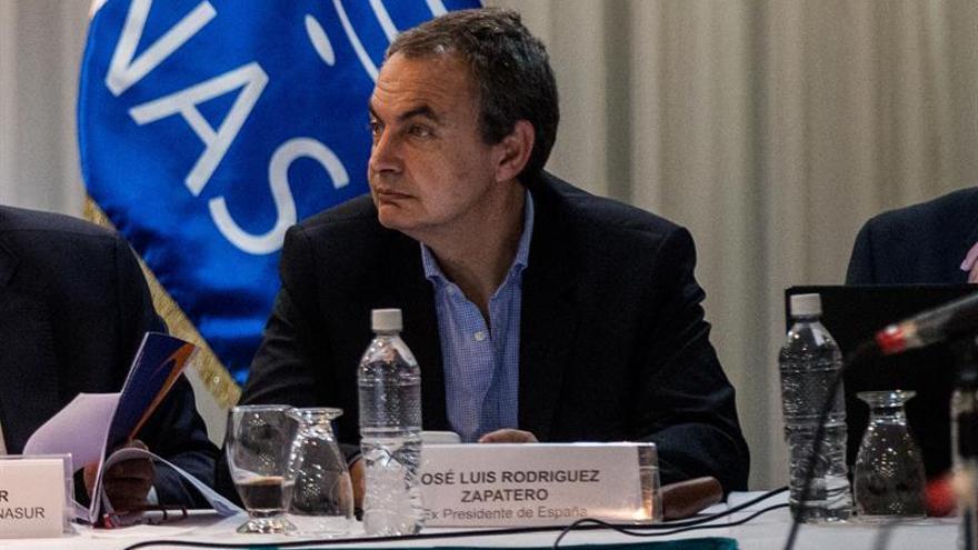 """Los opositores venezolanos piden a Zapatero que """"cuide las formas"""" como mediador"""