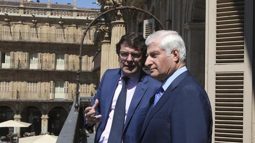 El Palacio de Monterrey, joya del siglo de Oro, será visitable en Salamanca