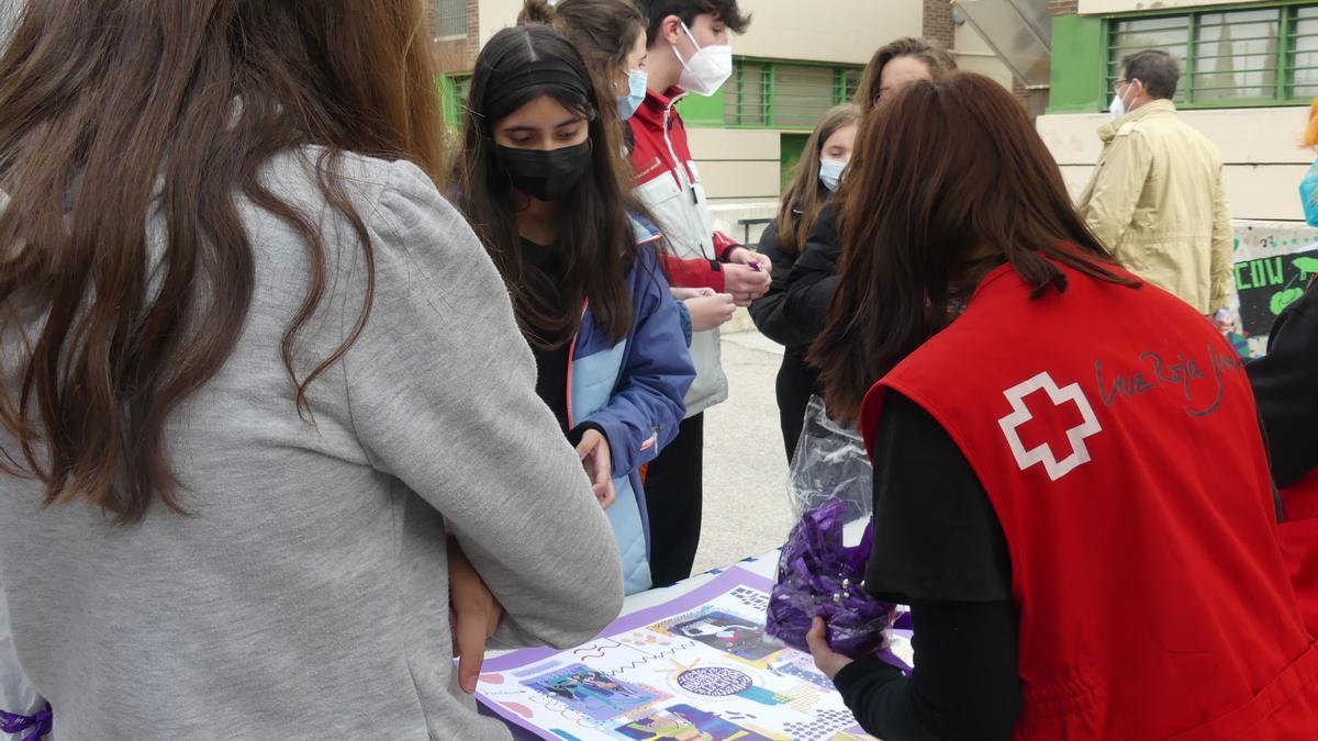 Espacio libre de violencia de género de Cruz Roja Cuenca