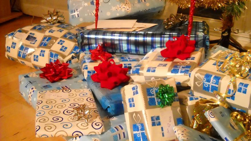 Los regalos que hoy han aparecido bajo el árbol, pronto estarán a la venta en una 'app'
