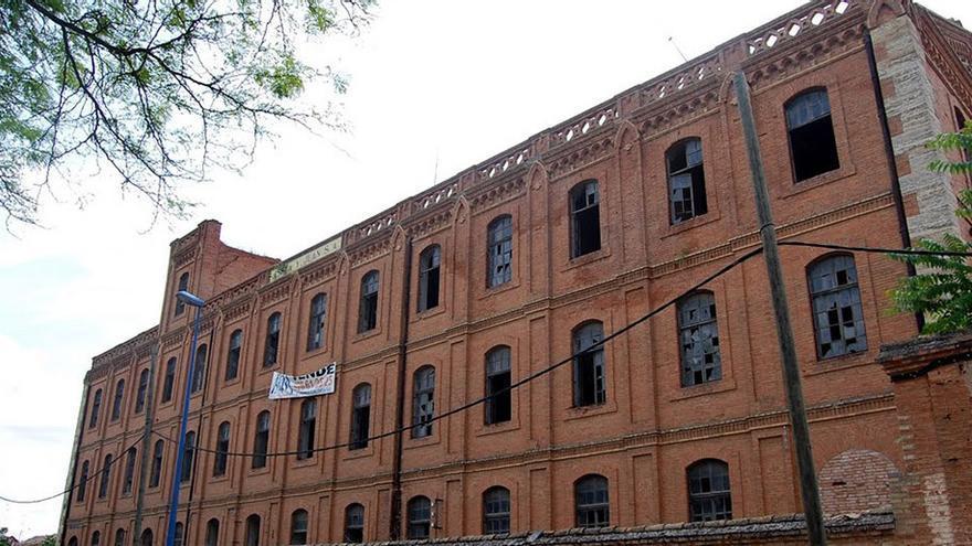 Fábrica de harinas de Manzanares / Foto: Turismo Castilla-La Mancha
