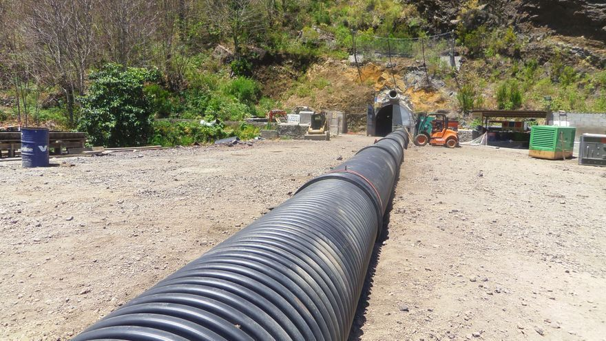 El Cabildo adjudica obras hidráulicas por valor 4 millones de euros  para poner más agua en el sistema y evitar pérdidas