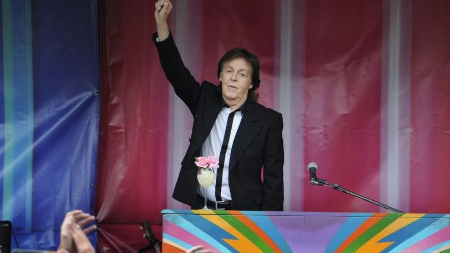 "Paul McCartney reedita ""Off the ground"" en directo"