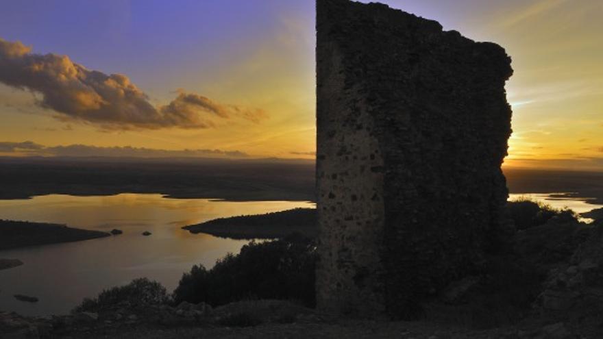 Castillo de Alange / http://turismo.badajoz.es/