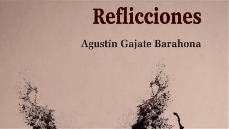 Cuarenta relatos integran 'Reflicciones', la nueva propuesta literaria del periodista y escritor canario Agustín Gajate