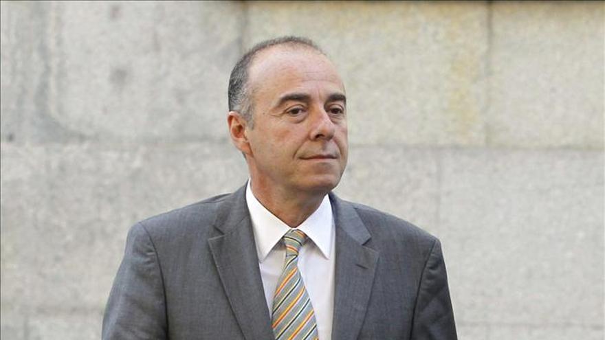 Miguel Zerolo deja el Senado y la militancia en Coalición Canaria tras ser condenado