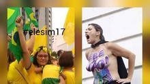 """Las mujeres que apoyan a Bolsonaro: """"No le veo ningún sentido al feminismo"""""""