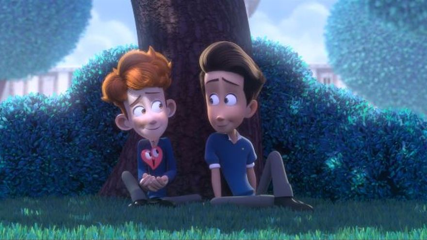 'In a Heartbeat'