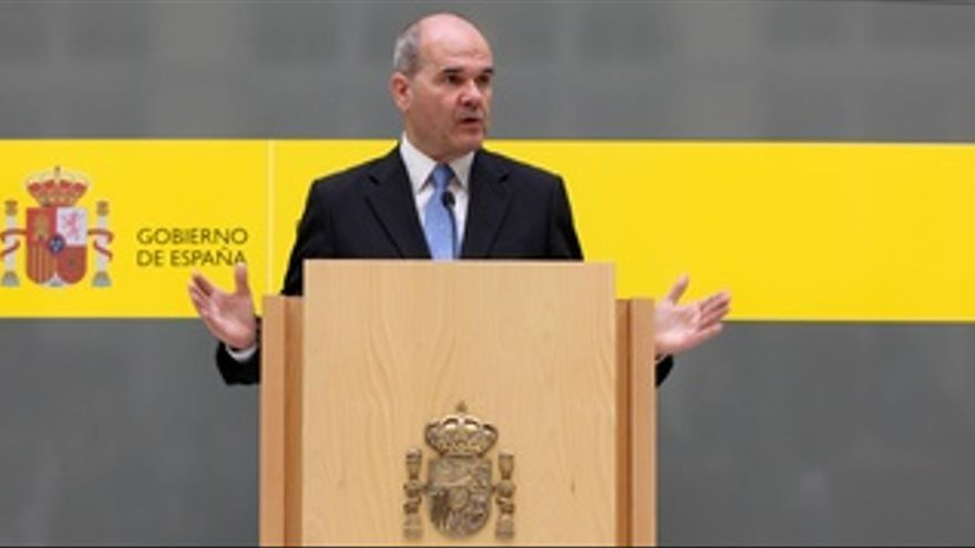Manuel Chaves. (EUROPA PRESS)